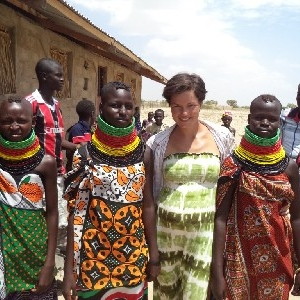My wife Victoria and turkana.JPG